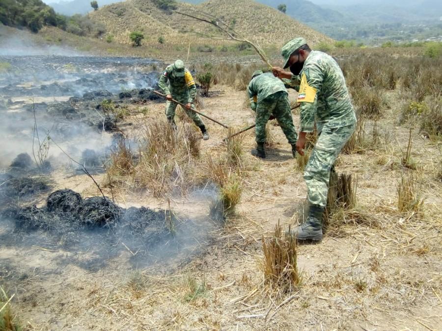 Con más de 400 efectivos, el Ejército Mexicano aplica Plan DN-III-E