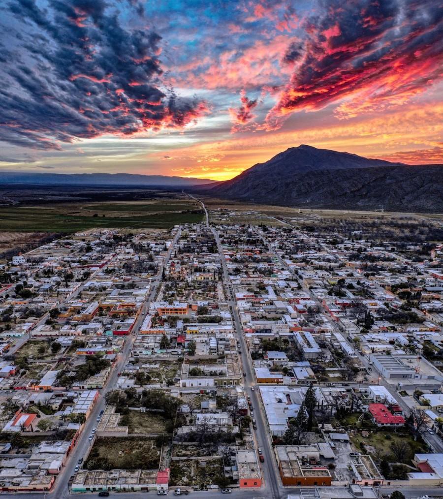 Pueblo Mágico, Cuatro Ciénegas, Coahuila