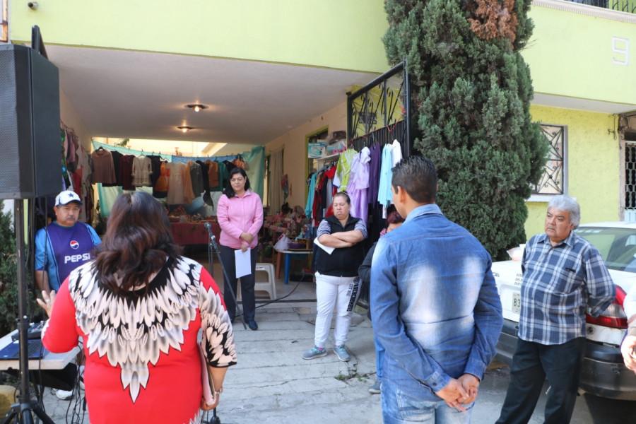 Xochimilco implementa acciones para prevenir actos delictivos