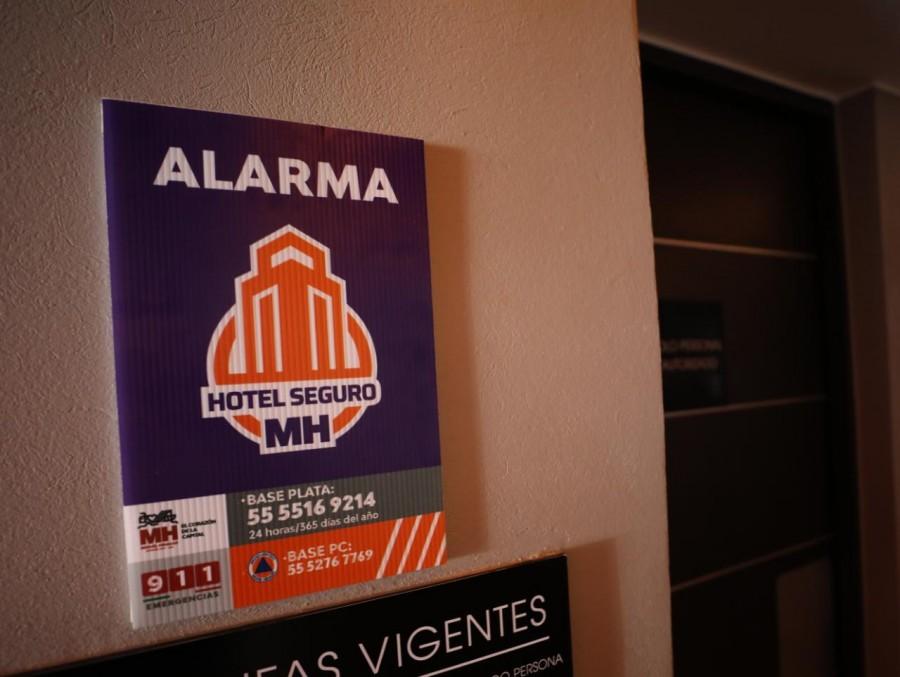 #HotelSeguro
