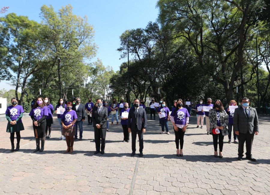 Alcaldía Miguel Hidalgo combate a la violencia de género