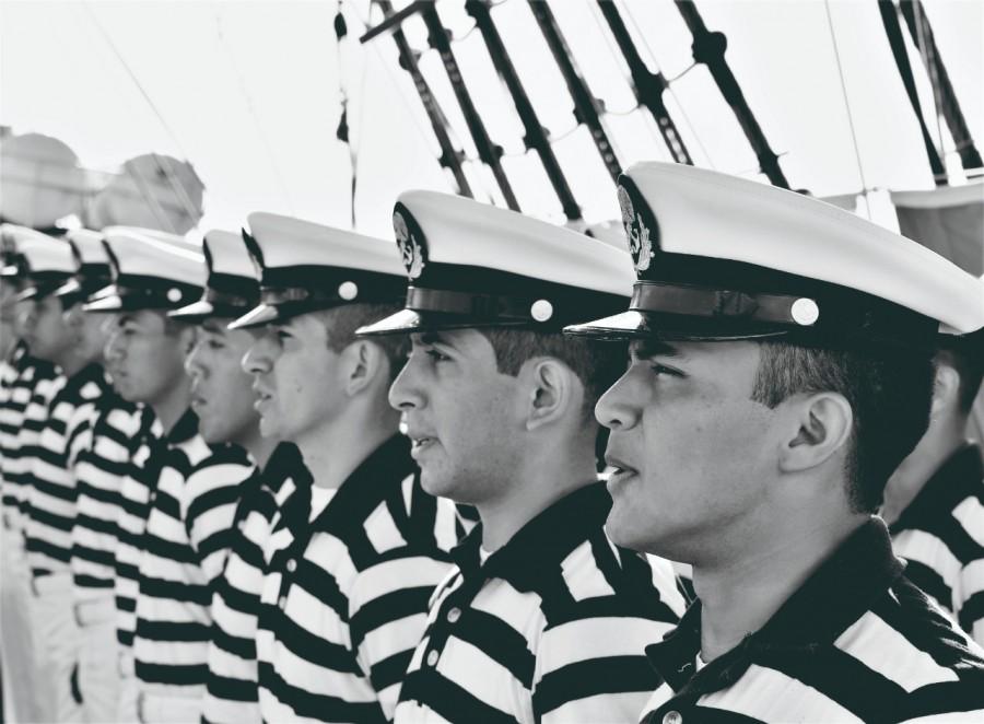 Cumple Buque Escuela Cuauhtémoc 37 años de llevar por los mares un mensaje de paz