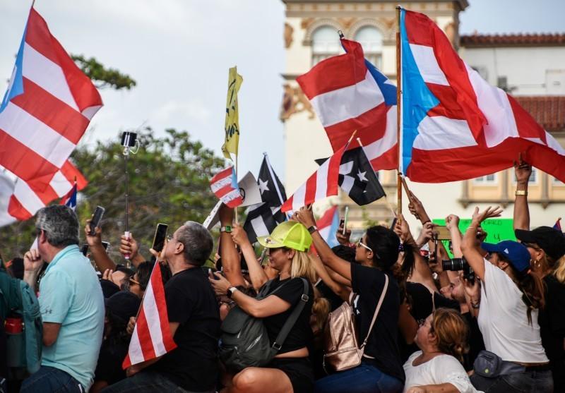 Ricky Martin, Daddy Yankee y Bad Bunny encabezan las nuevas protestas contra Roselló
