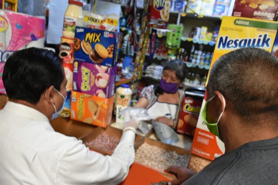 Nezahualcóyotl sanitización