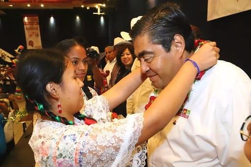 Barbosa compromete destinar al campo un presupuesto tan alto como lo permitan las finanzas de Puebla
