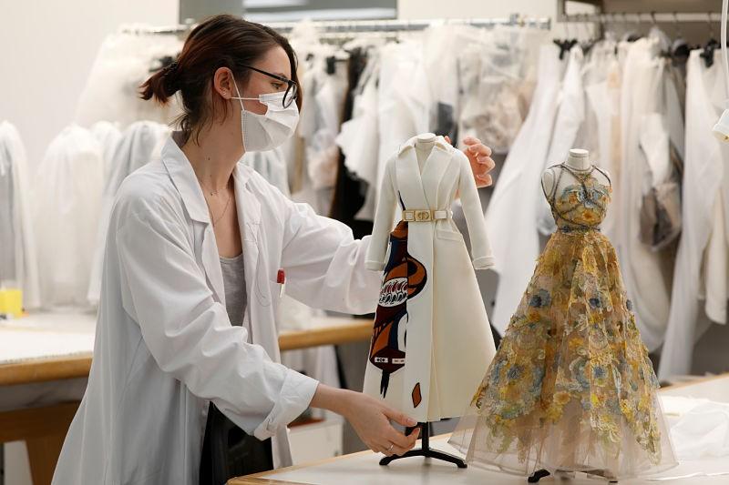 Dior presenta colección post-cuarentena
