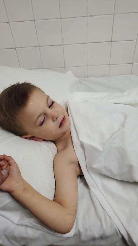 Difunden primeras imágenes de los niños LeBarón que sobrevivieron a ataque