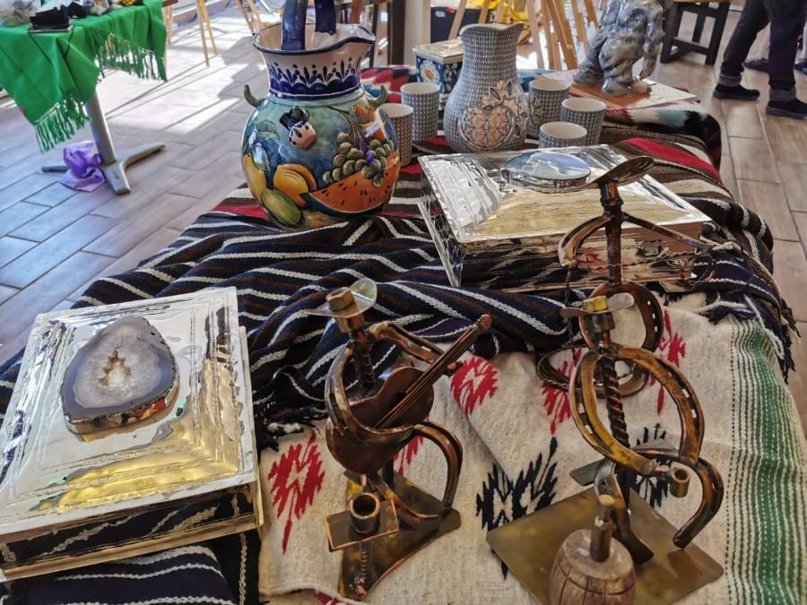 Muestra artesanal contemporánea de Guanajuato llega a la Ciudad de México