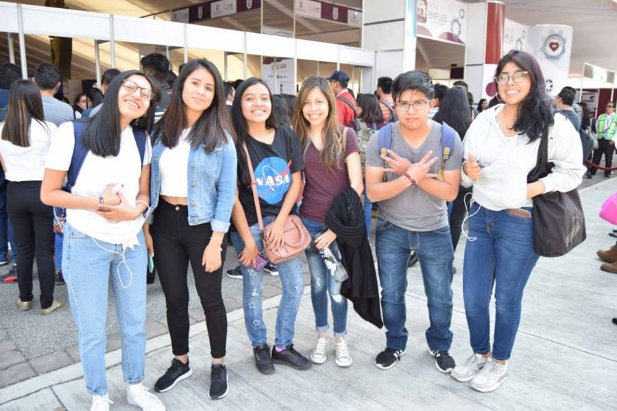 Inauguran Ferias del Empleo y Servicio Social en el IPN