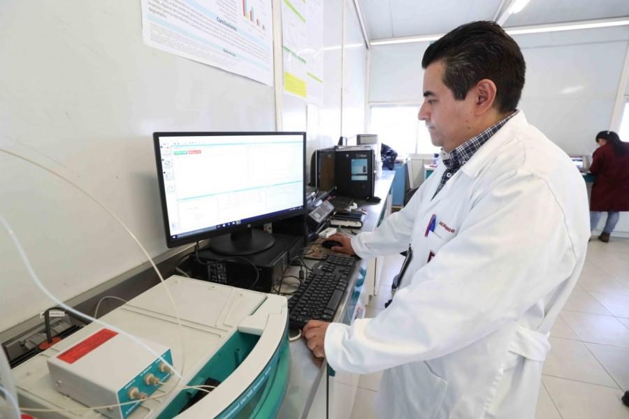 Investigación y análisis de biocombustibles en LaNDACBio