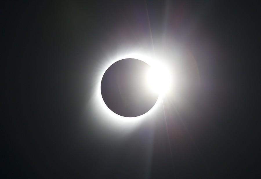 Así se vivió el eclipse de sol en Chile y Argentina