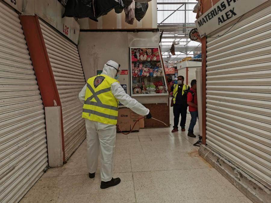 Sanitización de Comercios en Cuajimalpa