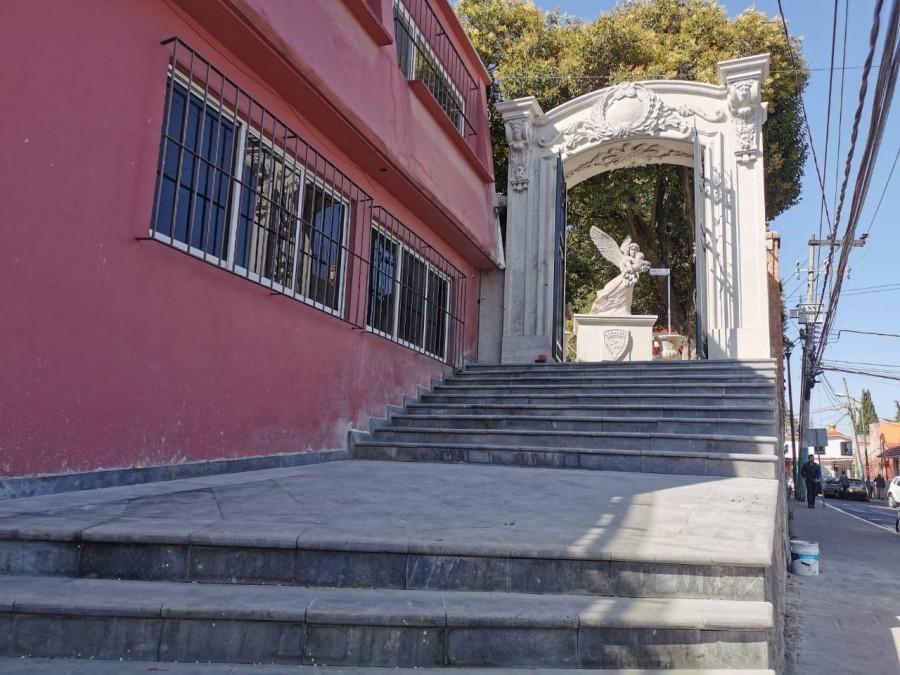 Panteones Cuajimalpa