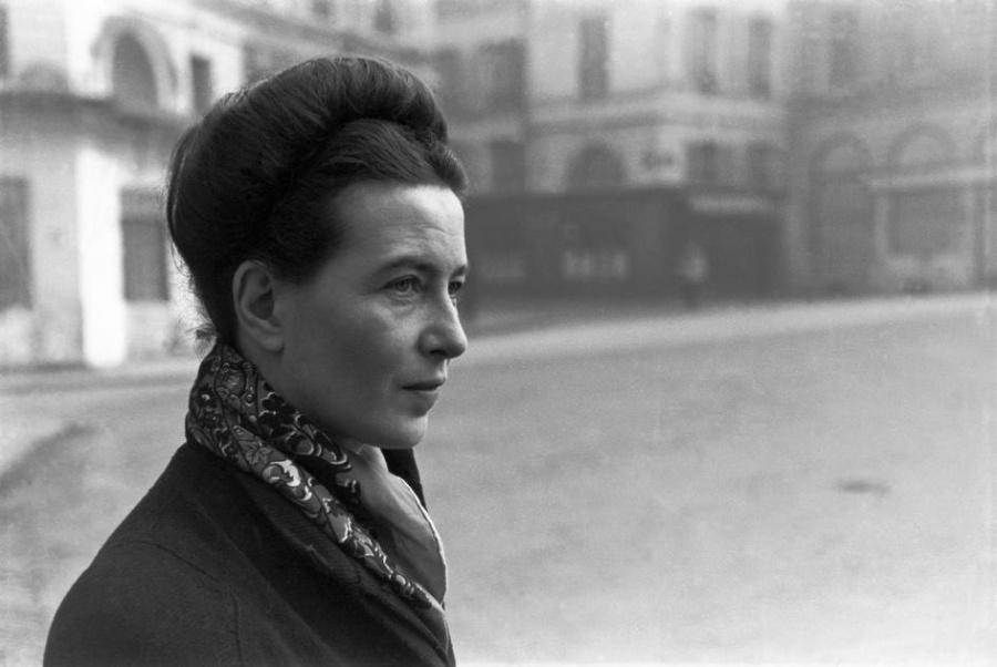 ¿Quién es Simone de Beauvoir en la historia del feminismo?
