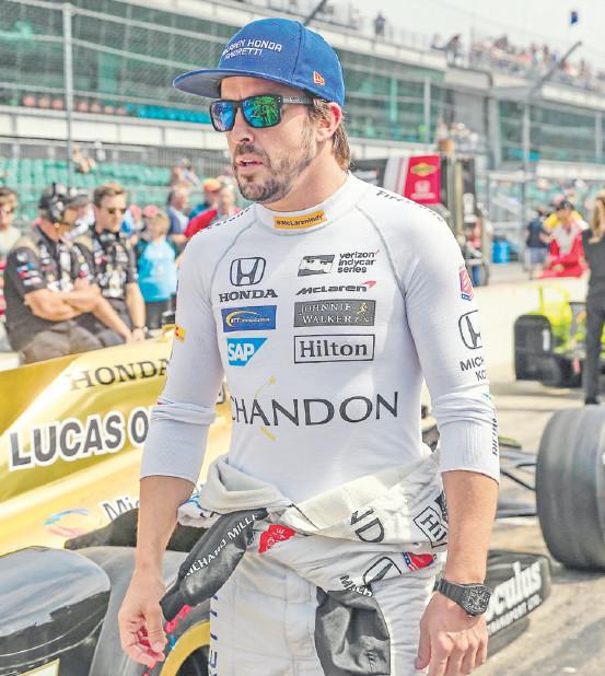 Tras 17 años, Fernando Alonso dice adiós a la F1