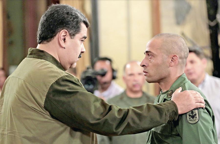 Maduro tiene presos a 184 militares; 153 más que Hugo Chávez