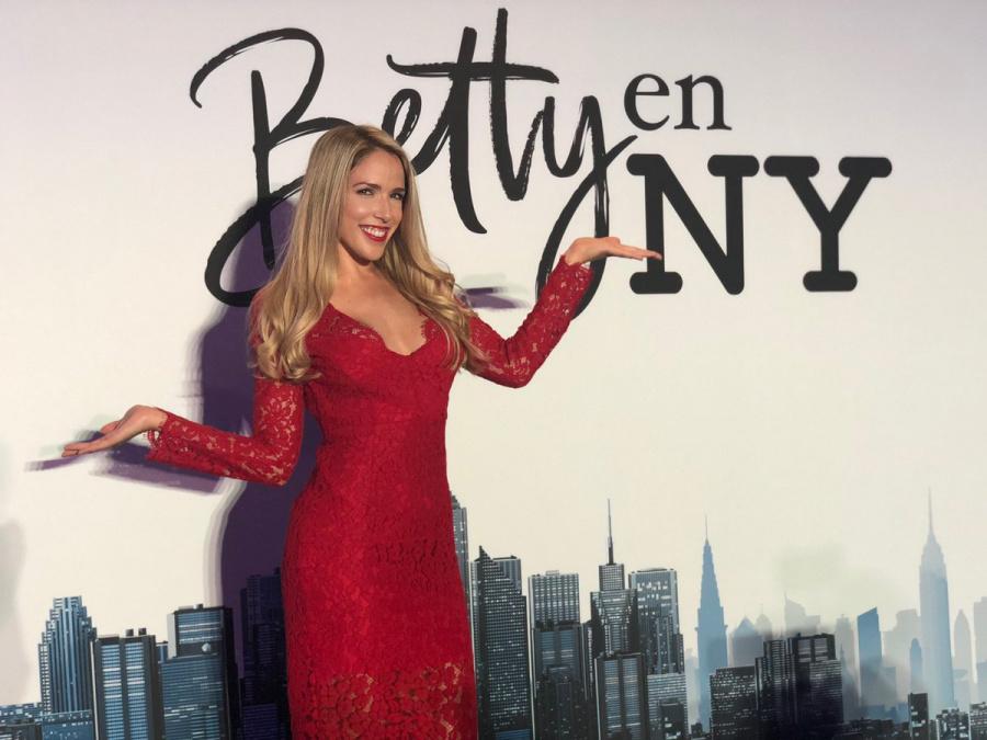 """""""Betty en NY"""", la nueva versión de """"Betty la fea"""""""