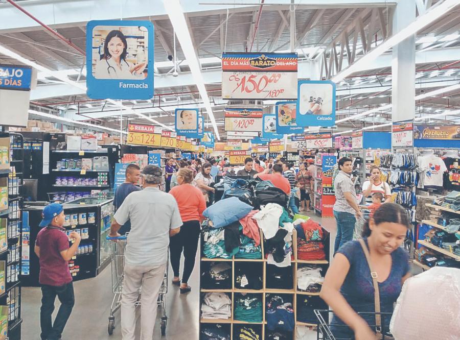 Crecen 3.7 ventas de la Antad durante octubre