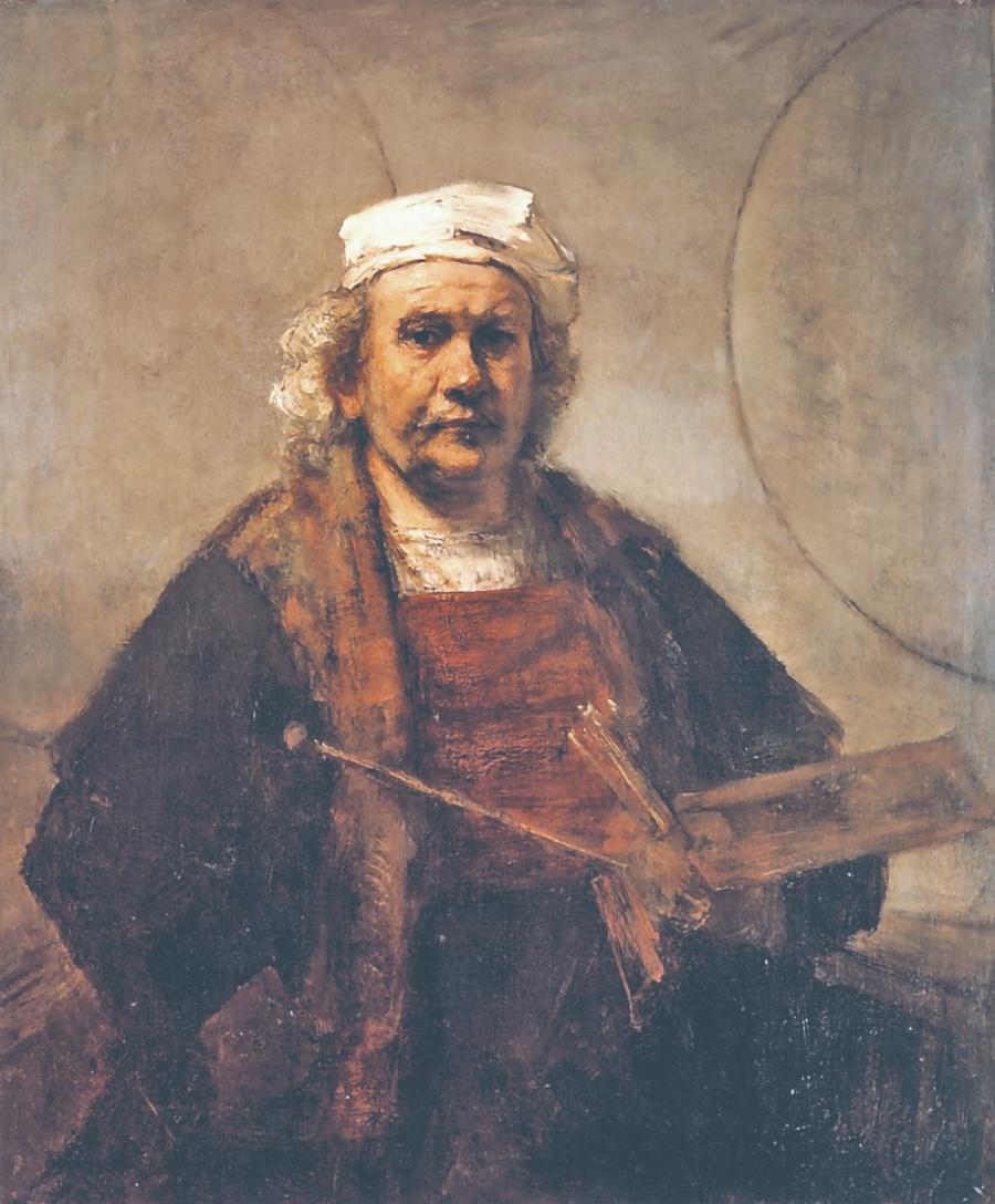 A 350 años de muerto, revelan el lado más íntimo de Rembrandt