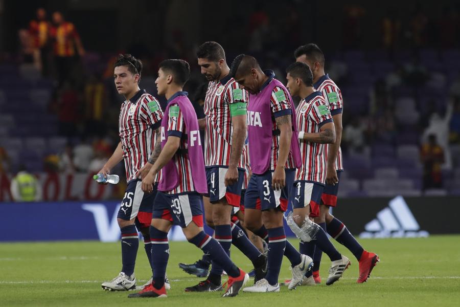 Chivas se despide del Mundial de Clubes