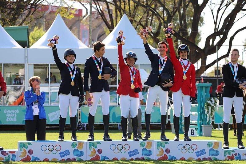 México acumula ocho medallas en Juegos Olímpicos de la Juventud