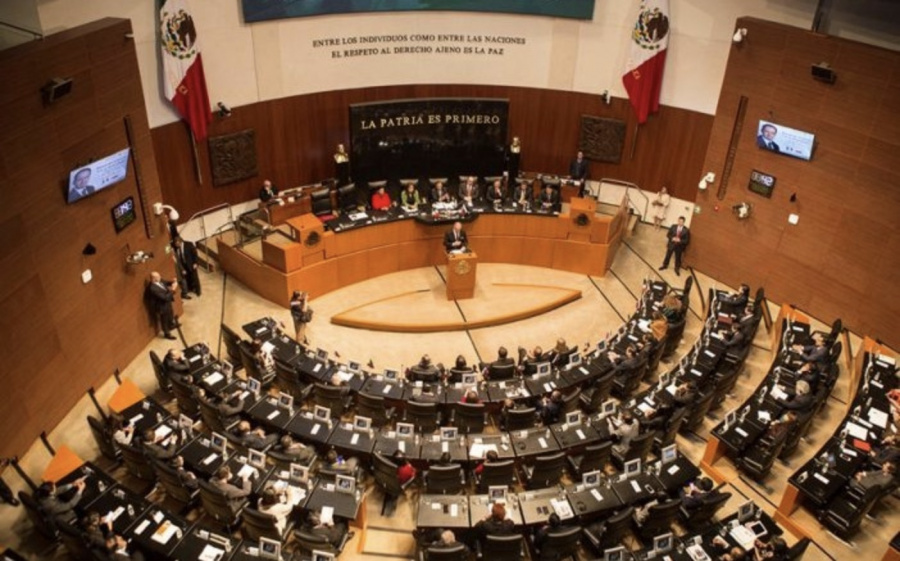 Legisladores ratifican a diplomáticos de la SRE