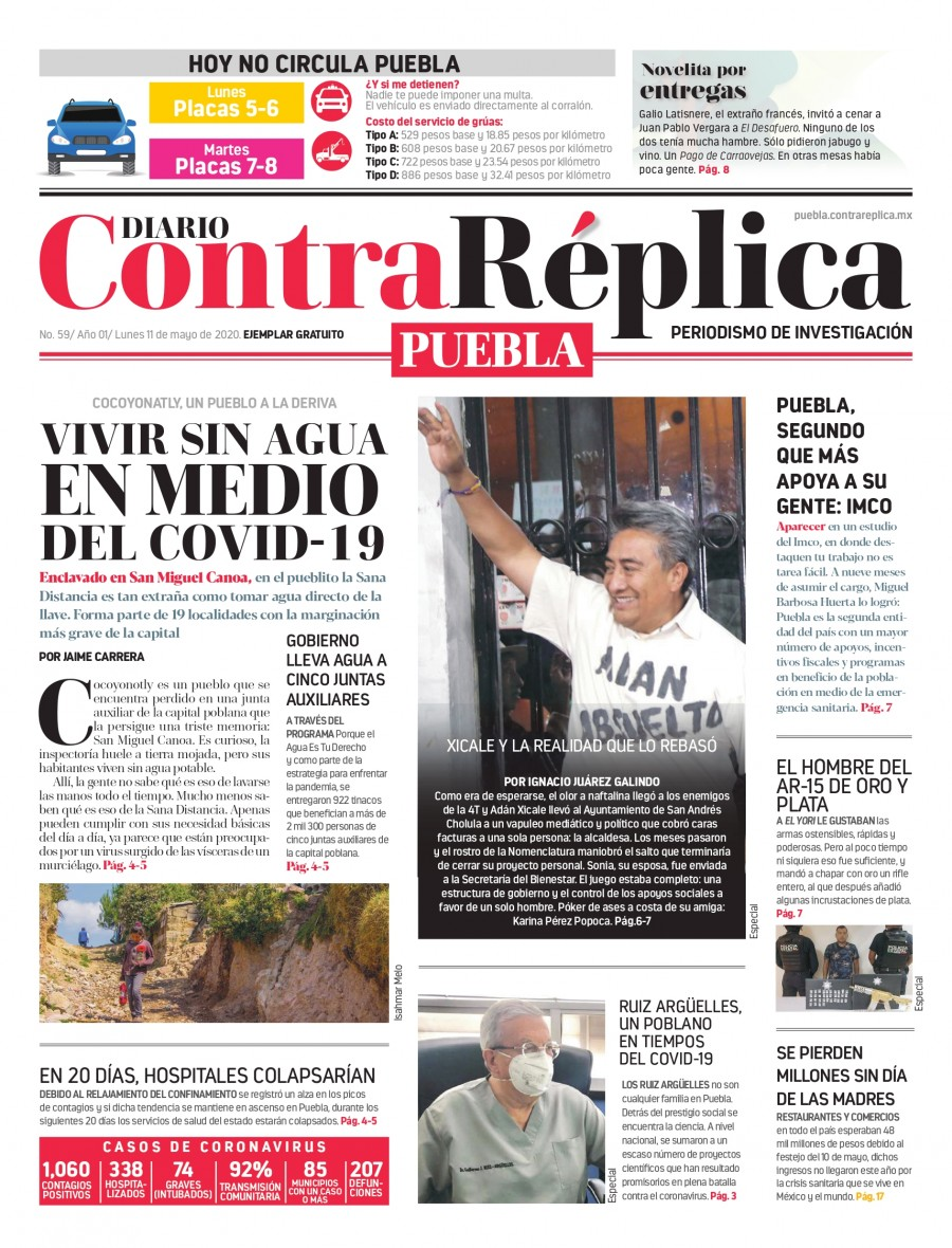 Puebla se suma a clases virtuales y por televisioacuten