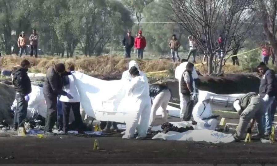 IMSS informa del fallecimiento de cuatro heridos por la explosión Tlahuelilpan, Hidalgo