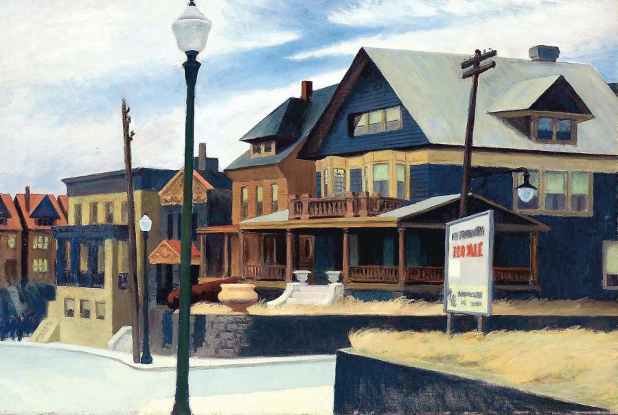 Hopper impone récord de venta en NY