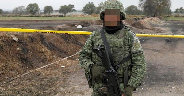 La CNDH presenta demanda contra Sedena por inacción en la explosión de Tlahuelilpan, en Hidalgo