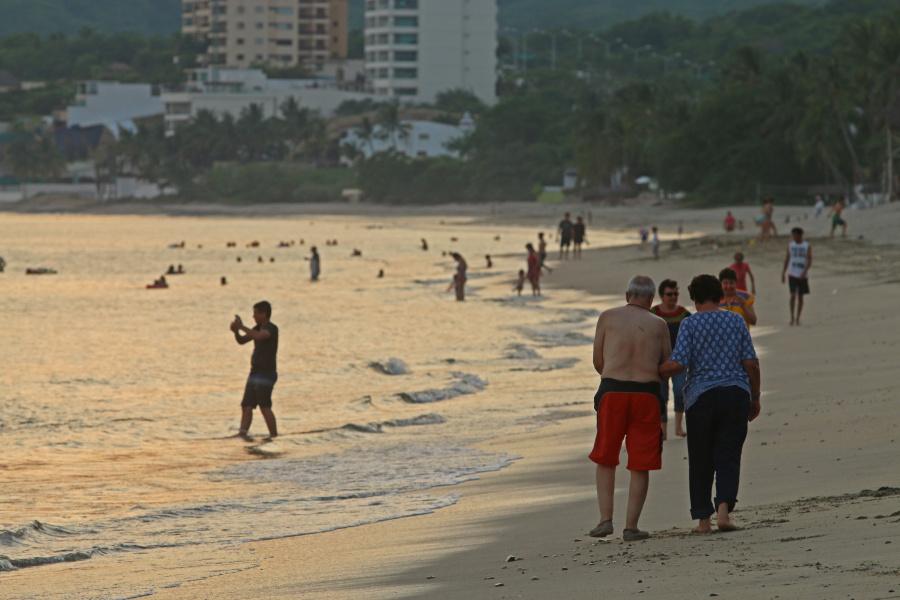 Mañana concluye operativo de seguridad en playas del país