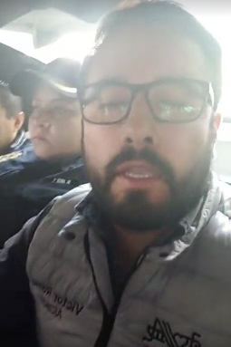 Detienen a alcalde de la Miguel Hidalgo