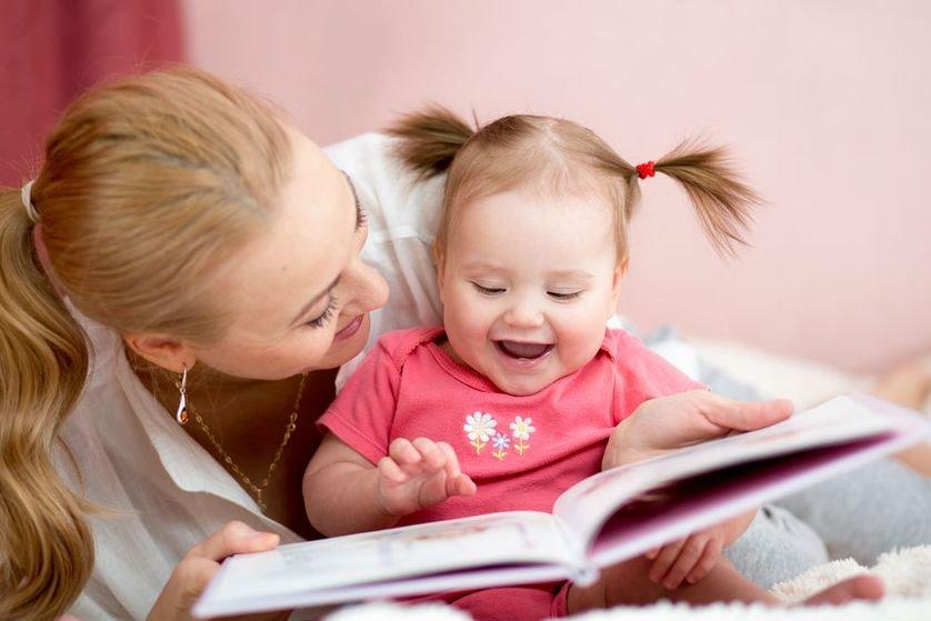 El balbuceo de tu bebé te puede revelar si será un buen lector