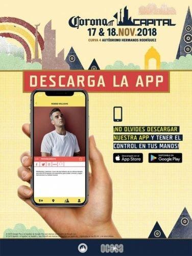 Es lanzada nueva App del Corona Capital para organizar tus horarios