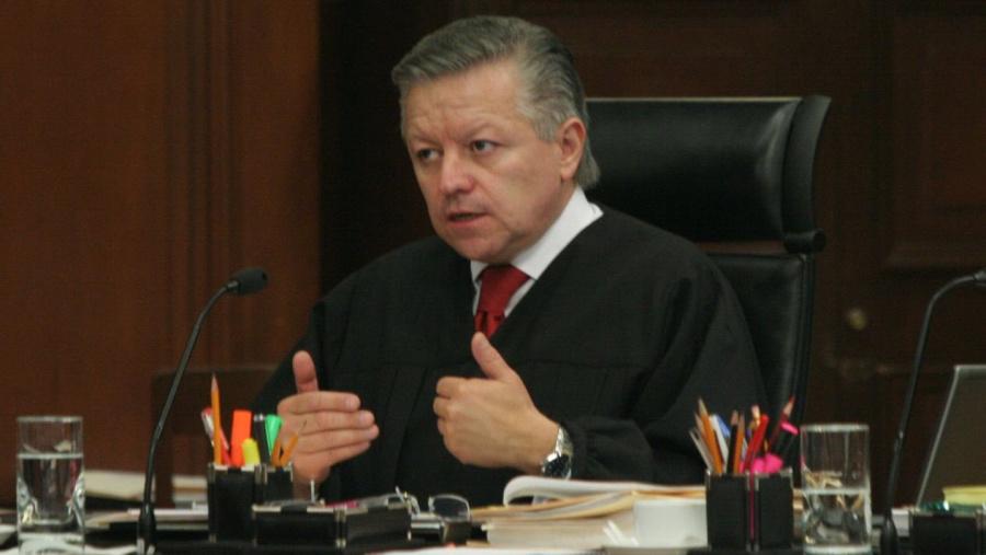 Con siete votos a favor, Arturo Zaldívar Lelo de Larrea es el nuevo Presidente de la SCJN