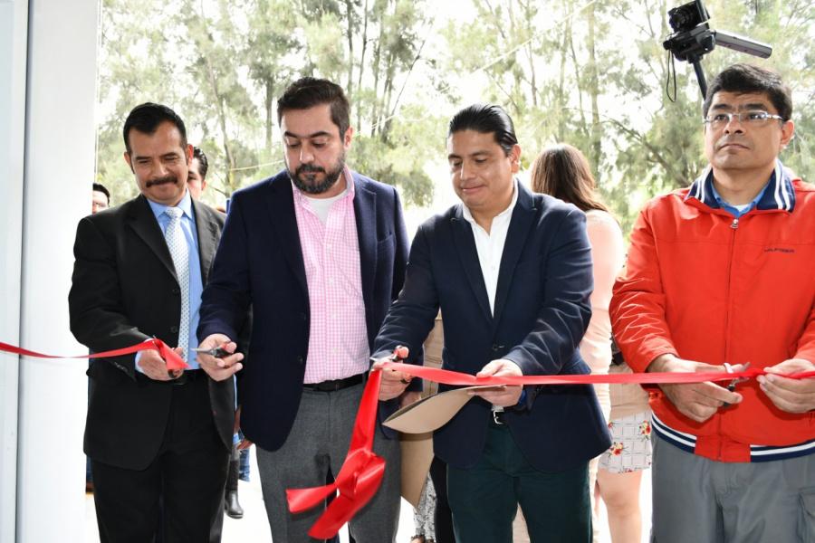 Inauguran nuevo sistema de seguridad vecinal en Azcapotzalco