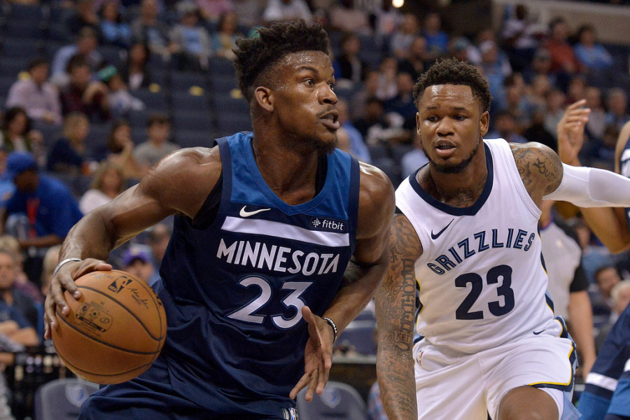Jimmy Butler se une a los Sixers