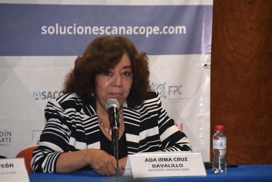 Preocupa a Canacope eliminación de Compensación Universal