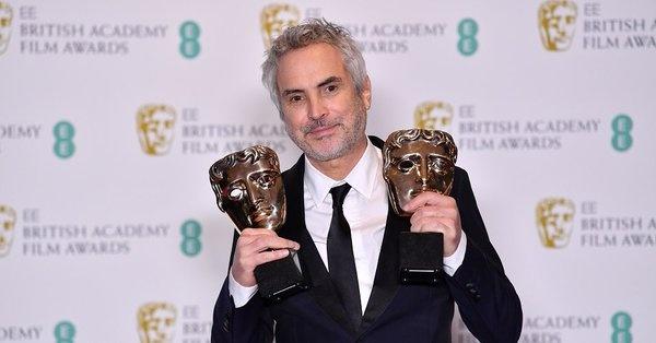 Roma se llevó el Premio a Mejor Película en los Premios Bafta 2019