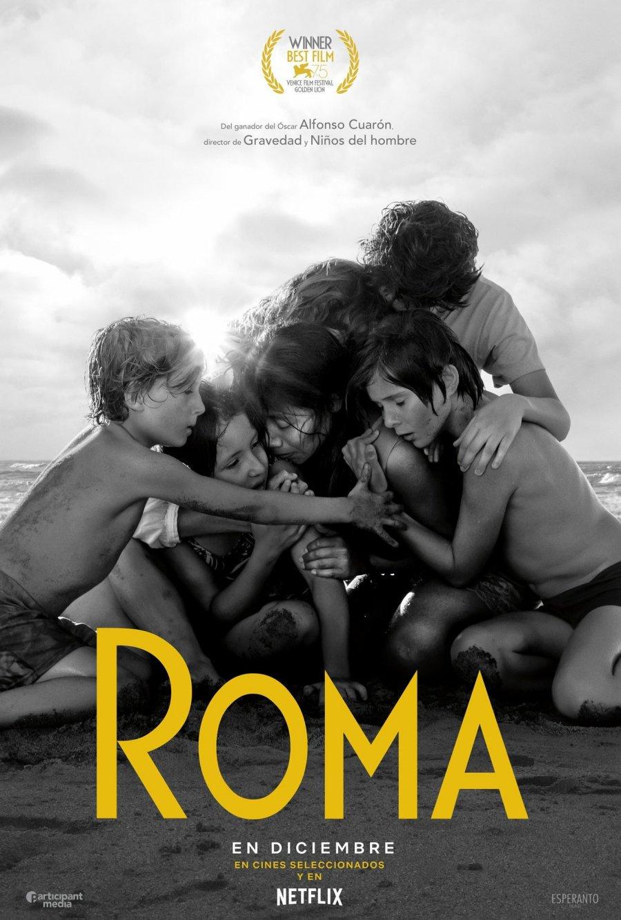 Roma, candidata a mejor película de premios Goya