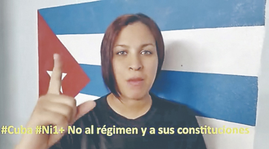 Campaña en Youtube contra régimen