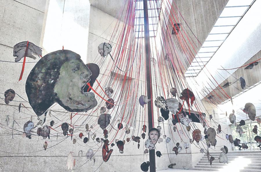 Revisan en el Tamayo obra de la pionera del Arte Feminista