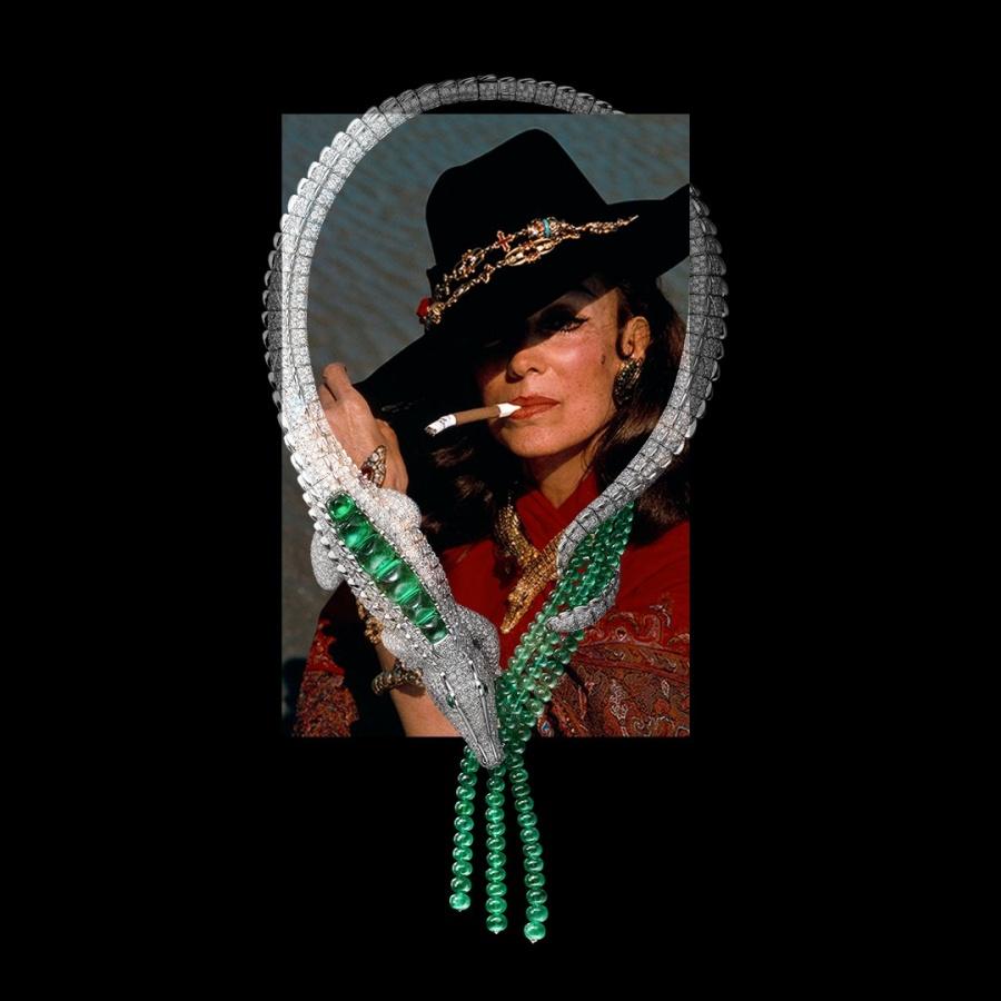 Cartier lanza línea en homenaje a María Félix