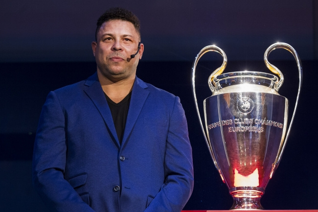 Ronaldo visita la CDMX