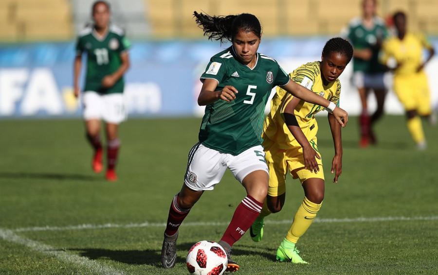 Así quedo la Selección Femenil Sub 17 ante Sudáfrica