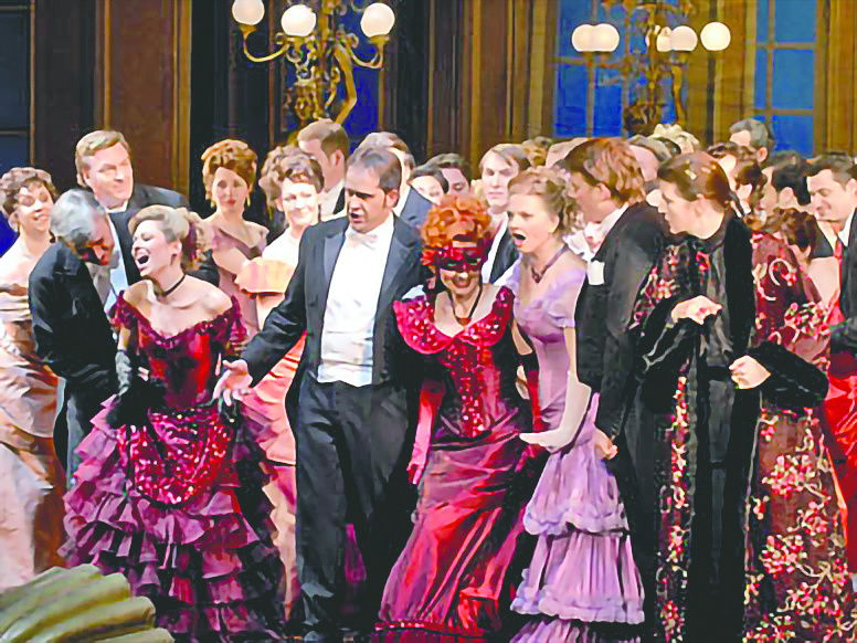 Cierran con el múcielago temporada de ópera
