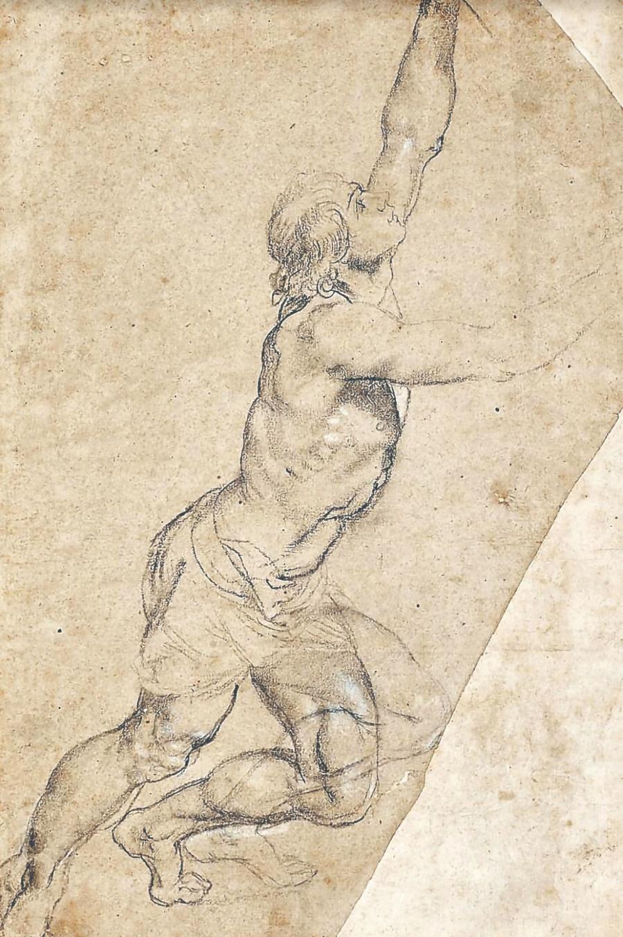 Venden en 8.2 mdd el dibujo más caro de Rubens