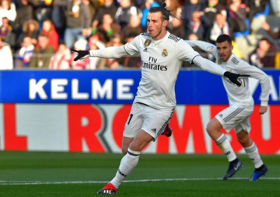 Real Madrid consigue sufrido triunfo ante el Huesca