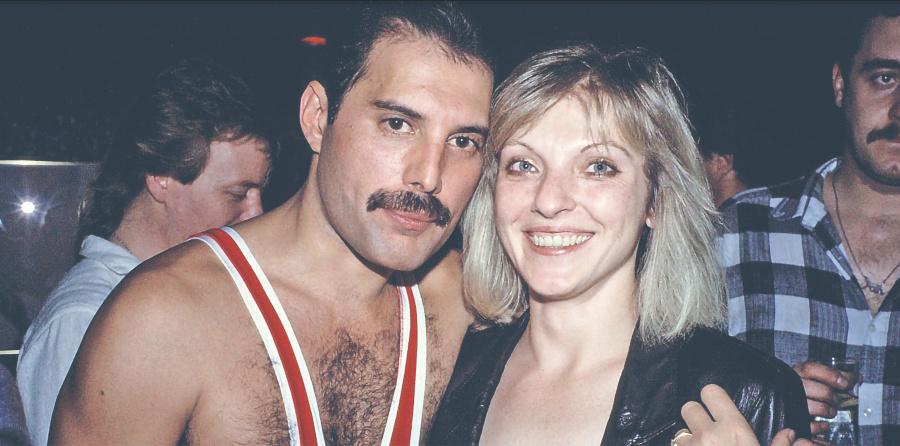Con Bohemian Rhapsody, ex de Mercury gana 45 mdd