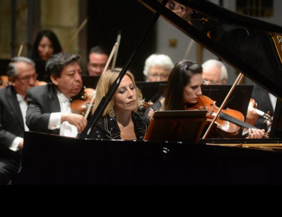 Orquesta Sinfónica Nacional, inició su temporada con obras de Mozart y Mahler